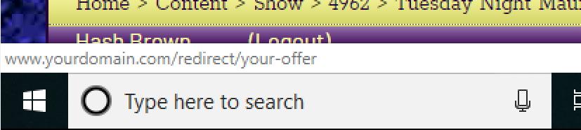 Spoofing Browser URL Previews   256 Kilobytes